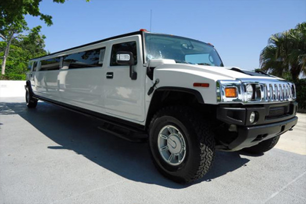 14 Person Hummer Baton Rouge Limo Rental