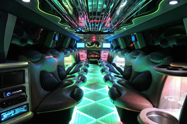 14 Person Hummer Limo Rental Baton Rouge