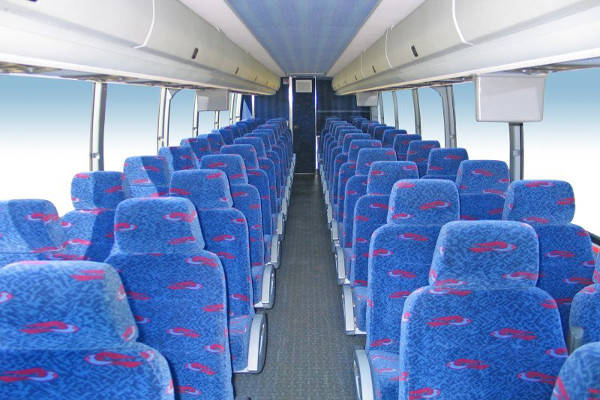 50 Person Charter Bus Rental Baton Rouge