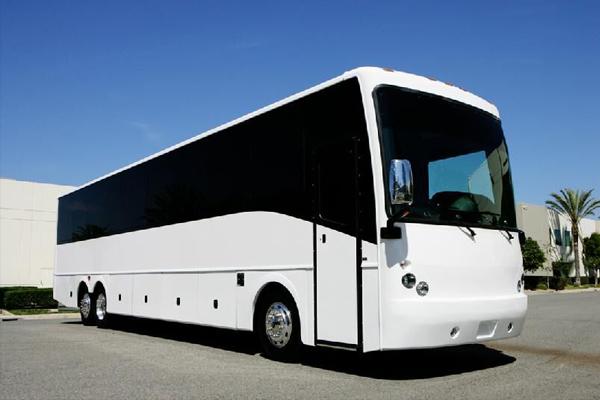 50 Person Charter Bus Service Baton Rouge